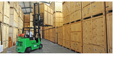 Storage and removals solutions across Western Sydney